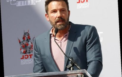Ben Affleck Appears Drunk At LA Halloween Party: 'It Was Never As If This Was Simply Behind Him'