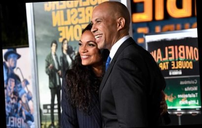 Rosario Dawson to attend Democratic debate to support Cory Booker