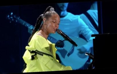 """Alicia Keys Performed an Unexpected Post Malone Cover, So """"Congratulations"""" to Us All"""