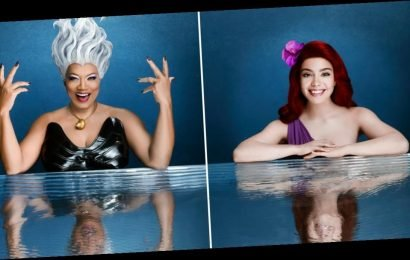 Go Under the Sea With These Official Portraits of The Little Mermaid Live! Cast