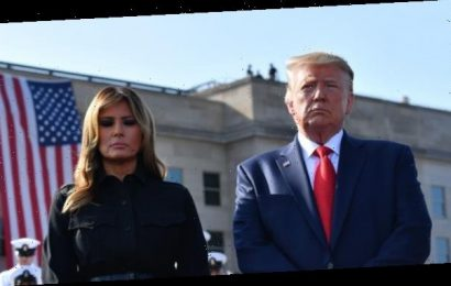 Donald Trump Said Melania Wouldn't Be Sad if He Were Seriously Injured