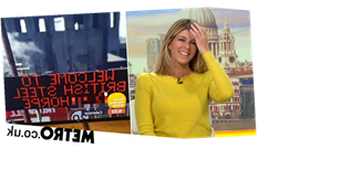 Good Morning Britain accidentally airs sweary subtitle blunder