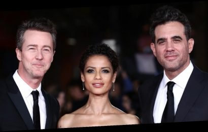 Gugu Mbatha-Raw Dazzles at 'Motherless Brooklyn' Premiere with Edward Norton & Bobby Cannavale at Rome Film Fest