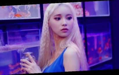 JinSoul Dyes Her Hair Black & Fans Go Nuts Over Her Gorgeous New Makeover — Tweets