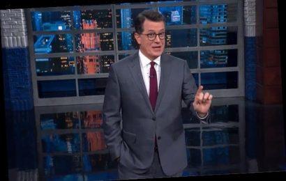 Stephen Colbert Tells Trump: We Finally Gotcha On 'Quid Pro Woah'