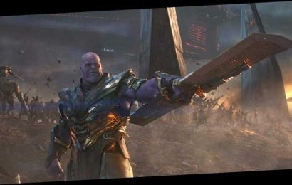 These Guys Made a Real Version of Thanos' Double-Edged Sword