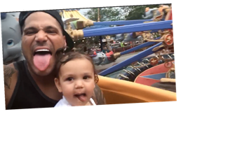 Ronnie Ortiz-Magro Reunites with 17-Month-Old Daughter Ariana Skye in First Footage Since Arrest
