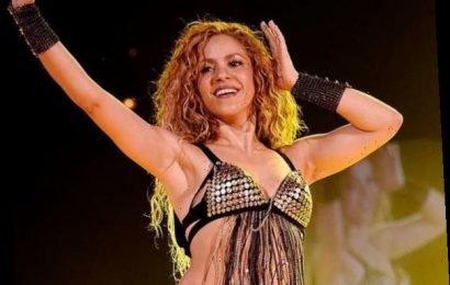 Shakira Says Super Bowl Performance Will Celebrate ''Latin Culture''