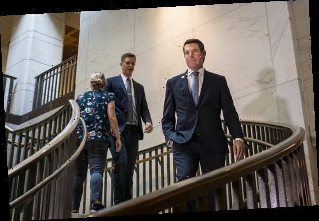"Texting With Eric Swalwell: Trump Should Get A Fair Trial, ""Even When There Is A Confession"""