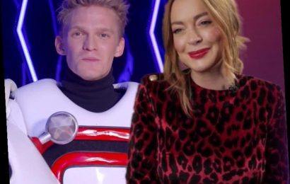 Cody Simpson Wins 'Masked Singer' Australia, Gets Into Weird Feud with Lindsay Lohan Over Furniture