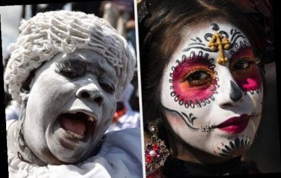 This Is How People Around The World Honor The Dead