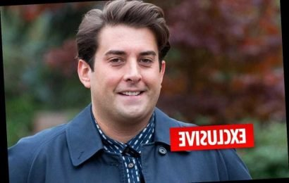 James Argent banned from EasyJet for opening fire door and running onto runway while on holiday with ex Gemma Collins – The Sun