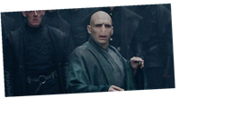 "Voldemort's Robes in the ""Harry Potter"" Movies Faded in Color Every Time a Horcrux Was Destroyed"