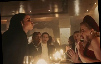 Watch Zedd, Kehlani Stir up Chaos at Fancy Restaurant in 'Good Thing' Video