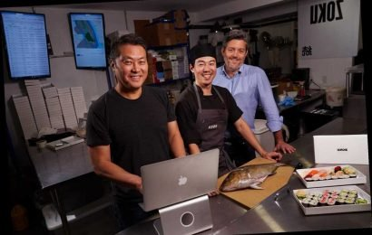 NYC restaurateurs setting up 'ghost kitchens'