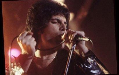 Freddie Mercury's Debut Solo Single 'Love Kills' Gets News Lyric Video