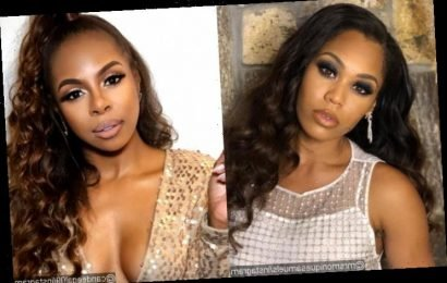 'RHOP' Star Monique Samuels Appears to Hint at Another Fall-Out With Co-Star Candiace Dillard