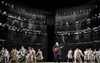 Review: Mark Morris's Dancing 'Orfeo' Returns to the Met Opera