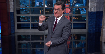 Late Night Gets Ready for a Christmastime Impeachment
