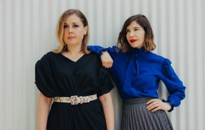 The Week in Arts: Sleater-Kinney, Paul Taylor and 'Synonyms'