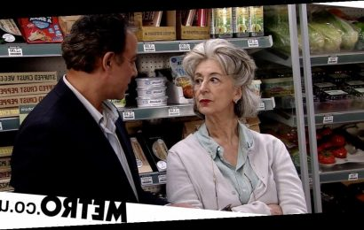 Corrie receives Ofcom complaints after 'offensive' line from Evelyn