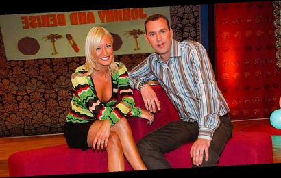 Denise Van Outen speaks out on bitter feud with 'egotistic' Johnny Vaughan