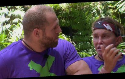 I'm A Celeb 'fix' claims as Caitlyn and James heard plotting to get Cliff out