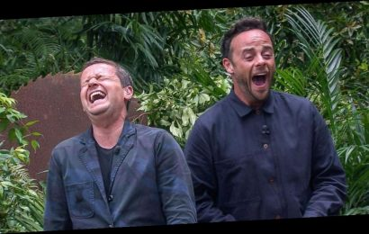 Dec picks out bad tempered I'm A Celeb camp-mate after noticing telling sign