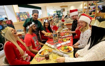 Morrisons to host office Christmas parties with three courses for £7.50