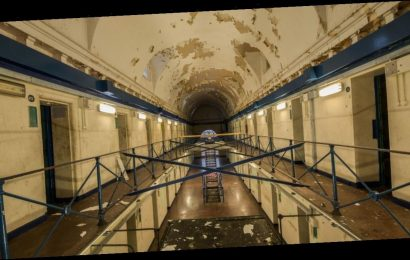Inside UK's 'most haunted prison' – where serial killer Fred West was locked up