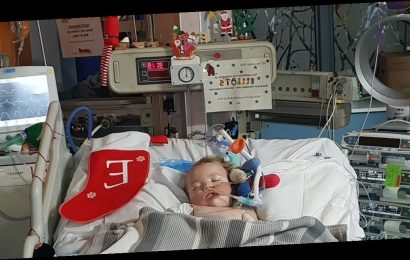 Mum restricted from visiting toddler in intensive care over her behaviour