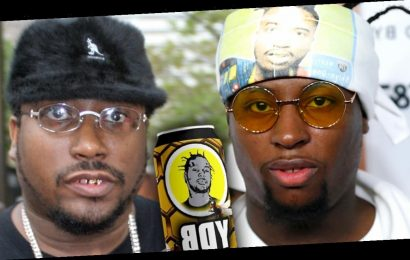 Ol' Dirty Bastard's Son Invests $60K to Create Beer Honoring Rapper