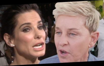 Ellen DeGeneres, Sandra Bullock Sue Over Use of Name to Sell Products