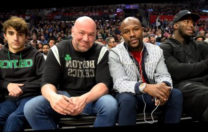 Floyd Mayweather 'Coming Out of Retirement' in 2020, Working with UFC