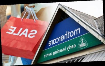 Mothercare launches massive closing down sale in UK stores 'everything must go!'