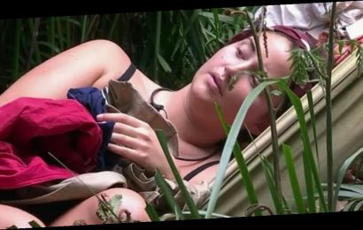I'm a Celeb's Jacqueline Jossa gets upset as Cliff and James clash over trial