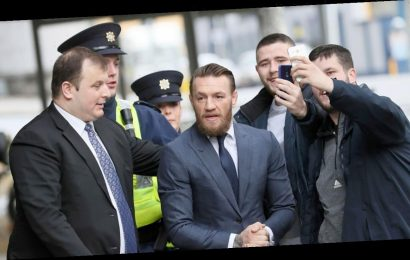 Conor McGregor In Court to Plead Guilty In Ireland Pub Attack Case