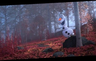 Olaf is Having an Existential Crisis in 'Frozen 2'