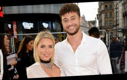Love Island star throws shade at I'm A Celeb's Myles over cheating rumours
