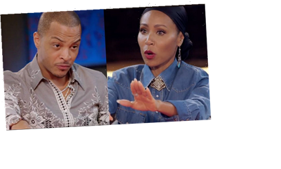 Jada Pinkett Smith Sets T.I. Straight About His Controversial Hymen Comments