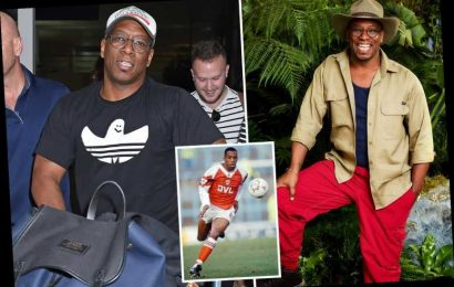I'm A Celeb's Ian Wright fears Tottenham fans will flood phone lines to ensure he does worst Bushtucker trials – The Sun