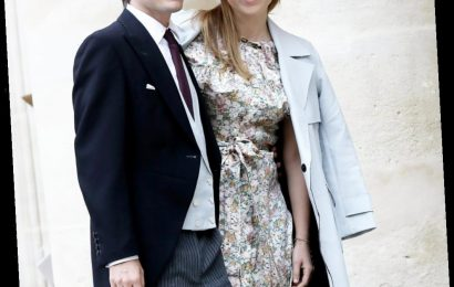 Princess Beatrice's soon-to-be stepson is taking 'etiquette classes' at the age of 2