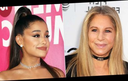 Barbra Streisand Gives Ariana Grande Health Advice During Medical Scare