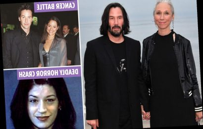 How Keanu Reeves' new love Alexandra Grant saved him after heartbreak of stillborn daughter and girlfriend's freak death – The Sun