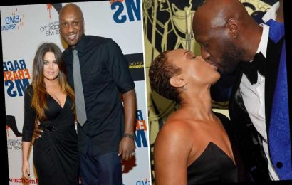 Lamar Odom engaged to Sabrina Parr as Khloe Kardashian's ex pops the question after three month whirlwind relationship – The Sun