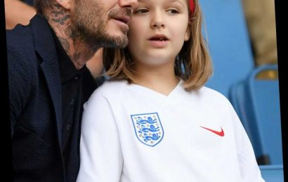 Victoria Beckham shares adorable video of daughter Harper speaking