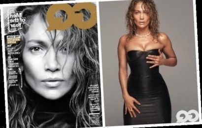 All the Women on GQ's Men of the Year Covers, From Jennifer Lopez to Jennifer Aniston (Photos)