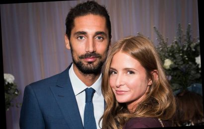 Millie Mackintosh is pregnant with a baby girl as she and Hugo Taylor prepare to welcome their first child
