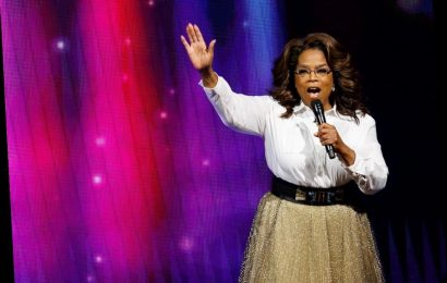 Oprah Winfrey Just Announced Her Next Book Club Pick