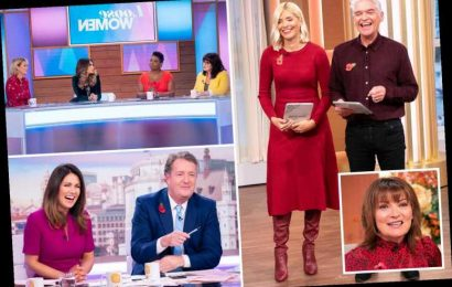 ITV announce huge day time shake up with This Morning and Loose Women on for extra half an hour to replace Jeremy Kyle – The Sun